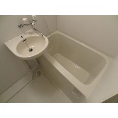 【浴室】リックメゾン