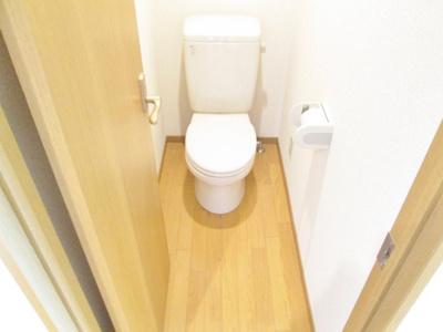 【トイレ】クリスタルマンション