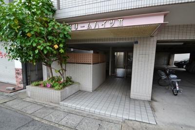 【エントランス】ドリームハイツ2