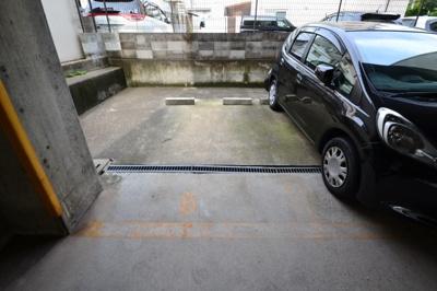 【駐車場】ドリームハイツ2