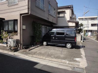 【外観】弥生安田駐車場