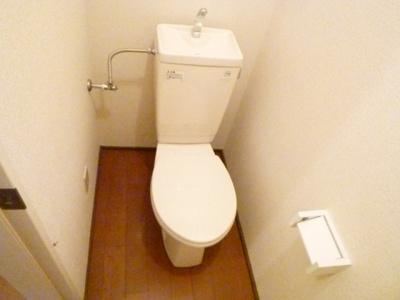 【トイレ】トキワビル