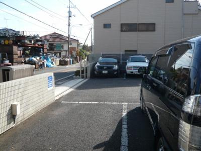 【駐車場】NSレジデンス昭島