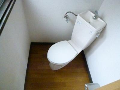 【トイレ】城山住宅