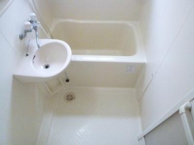【浴室】城山住宅