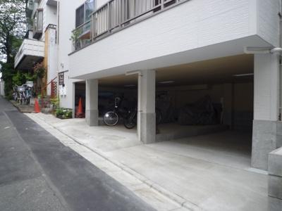 【外観】山本駐車場