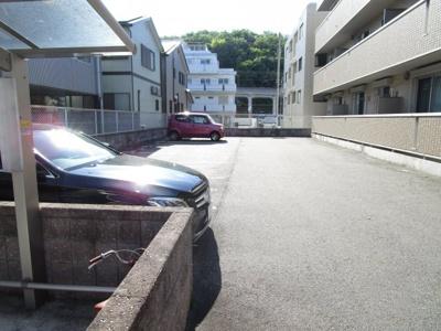 【駐車場】グレースシャトー
