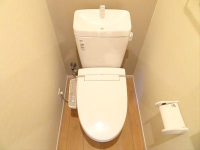 【トイレ】アルモニーアネックス