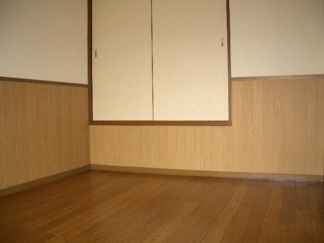 【洋室】古町二戸一テラスハウス