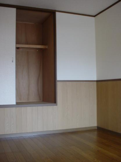 【収納】古町二戸一テラスハウス