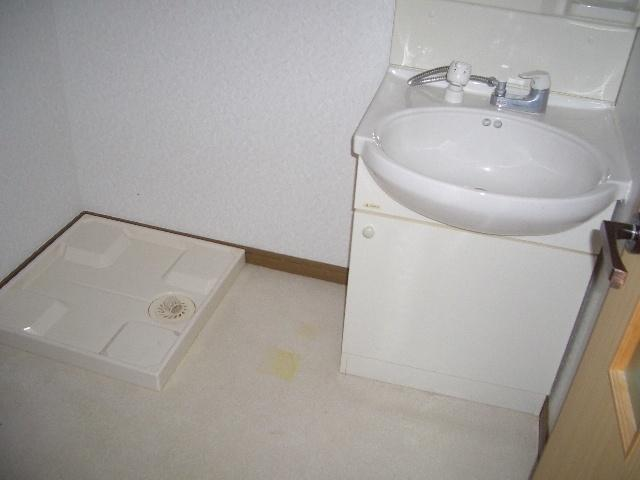 【独立洗面台】古町二戸一テラスハウス