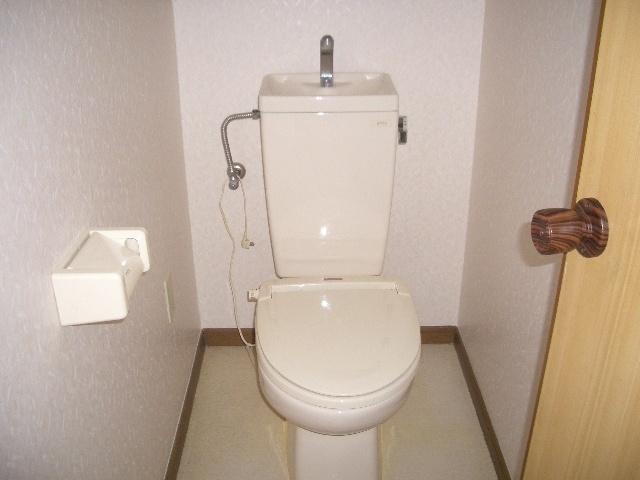 【トイレ】古町二戸一テラスハウス
