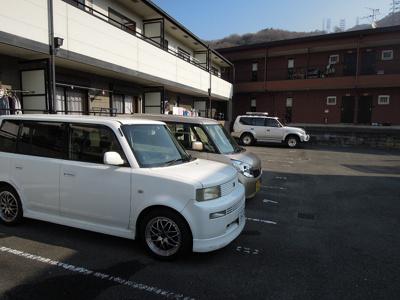 【駐車場】ノルド・パラグレッソ
