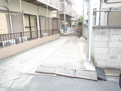 【外観】岩田駐車場