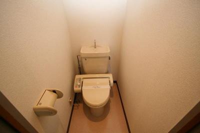 アルティメイト高砂(2K) トイレ