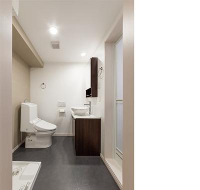 ラウレアハイツ2のトイレ