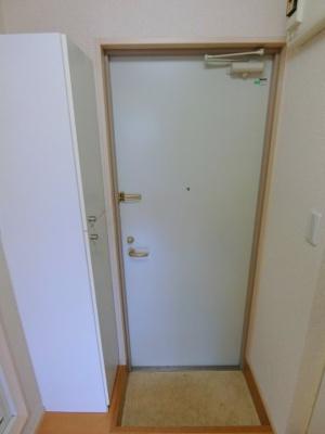 玄関スペース!