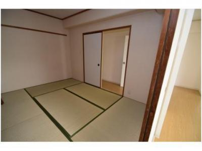 【寝室】ウエストハイツP1 (株)Roots