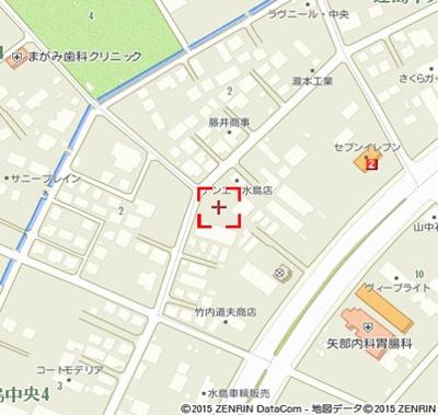 【地図】キャスバルB