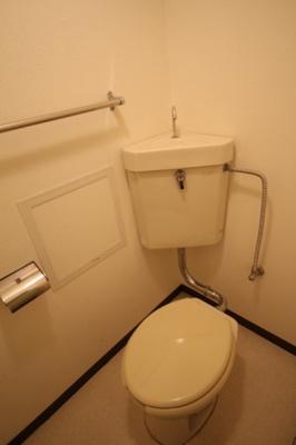 【トイレ】エスポワール板宿