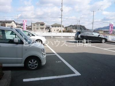 【駐車場】フレッシュパレス堀越