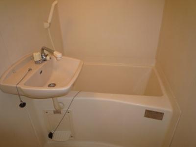 【浴室】ラ・グランデルⅡ
