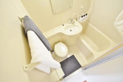 【浴室】F・COURT