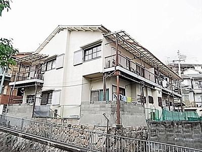 【外観】溝口タウンハウス