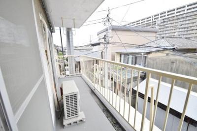 【バルコニー】新栄プロパティ古市駅東