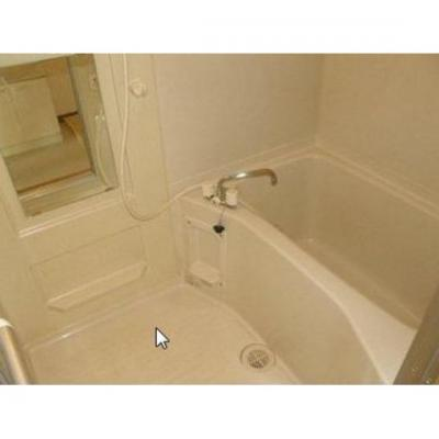 【浴室】アブレスト大濠公園