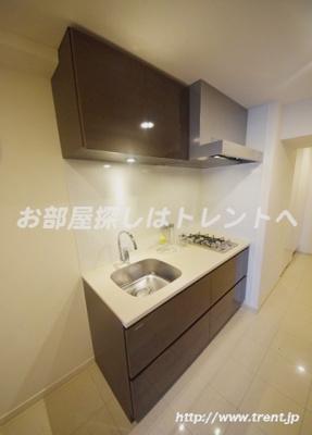 【キッチン】エルスタンザ平河町