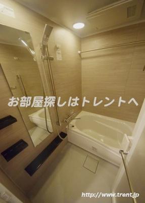 【浴室】エルスタンザ平河町