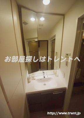 【独立洗面台】エルスタンザ平河町