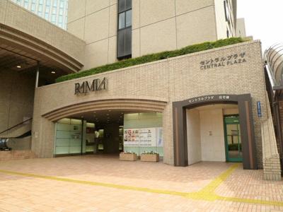 【エントランス】飯田橋セントラルプラザ