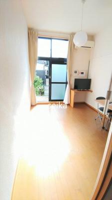 同タイプ居室:ロフトがあるお部屋です
