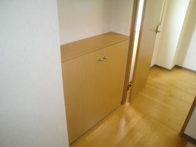 【玄関】ブロスコート六甲2