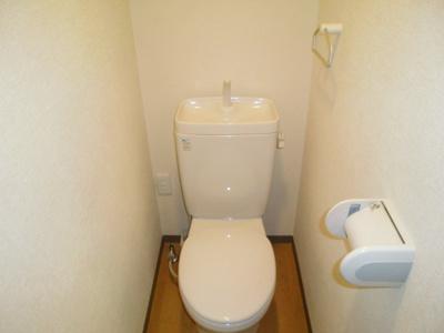【トイレ】ブロスコート六甲2