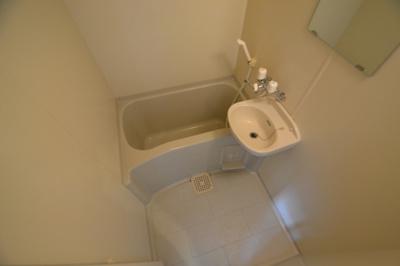 【浴室】ドミール寺尾