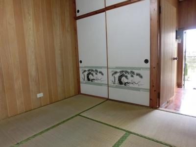 【和室】国吉アパート