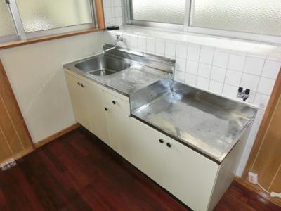 【キッチン】国吉アパート