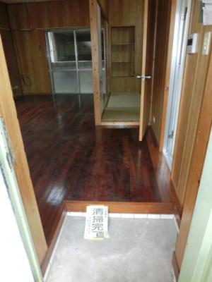 【玄関】国吉アパート