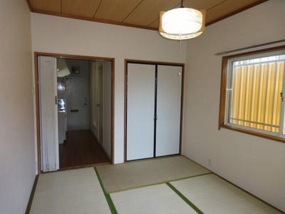 【洋室】コーポ久保台