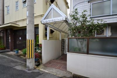 【エントランス】サンヴィラ六甲道パート3
