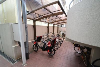 【設備】サンヴィラ六甲道パート3