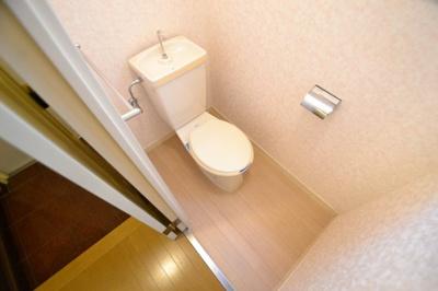 【トイレ】サンヴィラ六甲道パート3