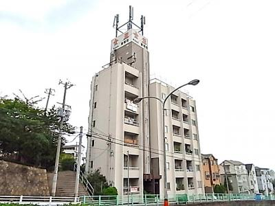【外観】金盃第2ビル高羽荘