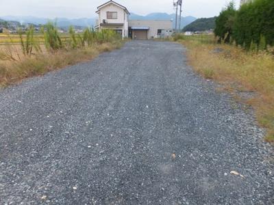 【駐車場】高野山西 貸倉庫