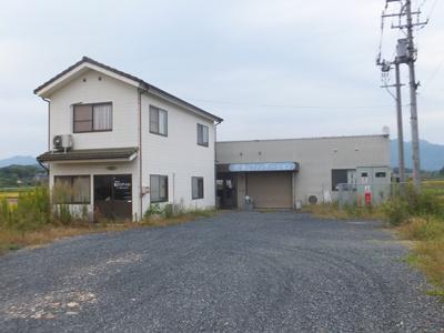【外観】高野山西 貸倉庫