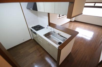 【キッチン】パウゼ六甲道