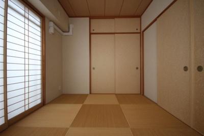 【寝室】パウゼ六甲道
